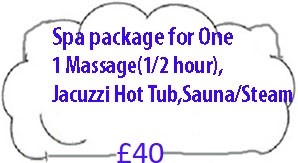 Spa Package for One